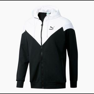 SOLD OUT Puma Iconic MCS Mens FZ Hoodie